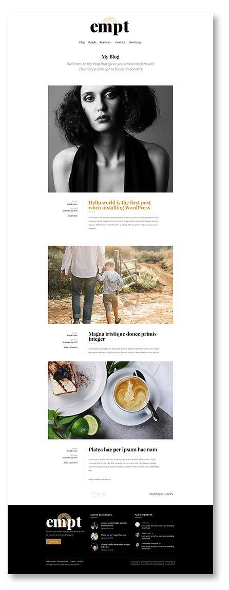 blog layout 4
